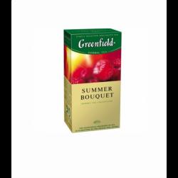 Чай Summer Bouquet 2г*25 Грінфілд