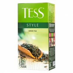 Чай зелений TESS Style 25 пак.