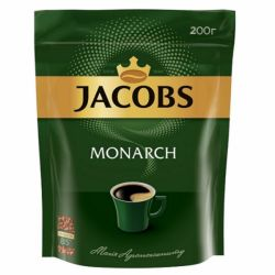 Кава Monarch розчинна 400г Jacobs