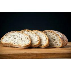 """Хліб Злаковий на заквасці 0.750кг """"Млин"""""""