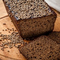 """Хліб бородинський на заквасці 0,750 г  ТМ""""Mlyn"""""""