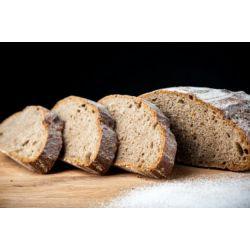 """Хліб житній на заквасці 0,850кг. """"Млин"""""""