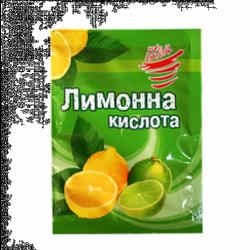 Лимонна кислота 100 г