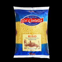 Макарони Рис Del Castello №22 500г
