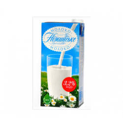 Молоко Ніжинське 3,2 % 1 л