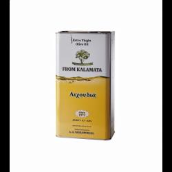Олія оливкова Extra Virgine Olive Oil 5л ж/б Греція