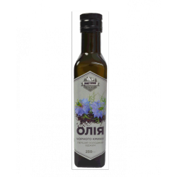 Олія з насіння чорного кмину 250мл Honeywood
