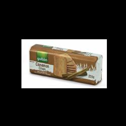 Печиво Gullon Cinnamon crisps з корицею 235 г