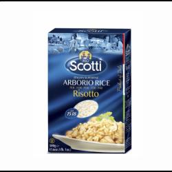Рис Scotti Арборіо 1 кг