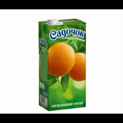 Сік Апельсин 0,950 л. Апельсин Садочок