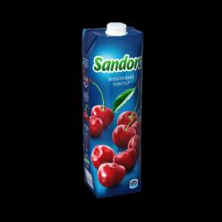 Сік Вишневий нектар 950 мл Sandora