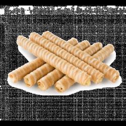 Трубочки вафельні пряжене молоко 2кг Хрумка