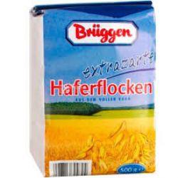 Вівсяні пластівці Haferflocken 500 г