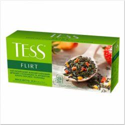 Чай TESS Flirt зел. 25 п