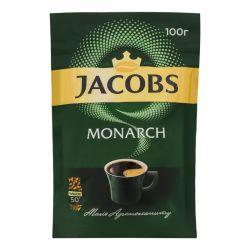 Кава Jacobs Monarch розчинна 100 г