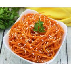 Морква по корейські з конжутом 3кг