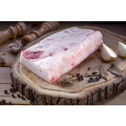 Сало солене свинне
